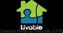 Logo for Livable Housing Australia
